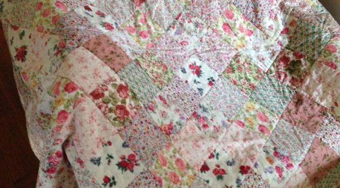 Mum's Garden Quilt