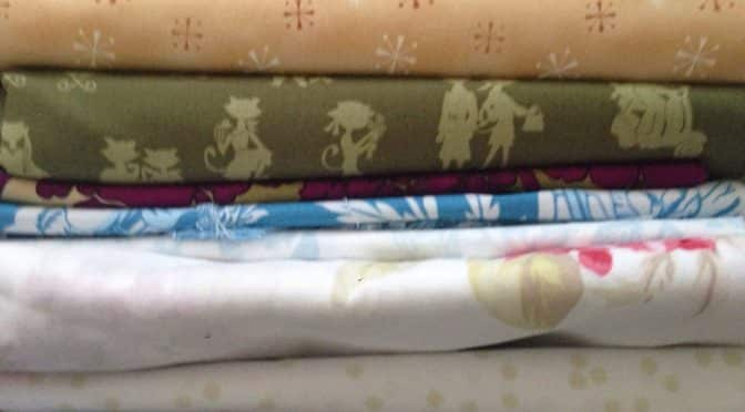 About buying the fabric