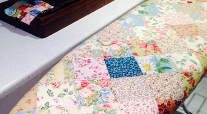 Ironing Board Quilt