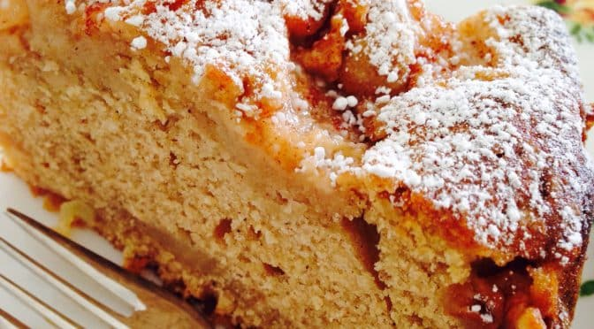 What's Cooking?…Pear and Ginger Cake – Quick Mix