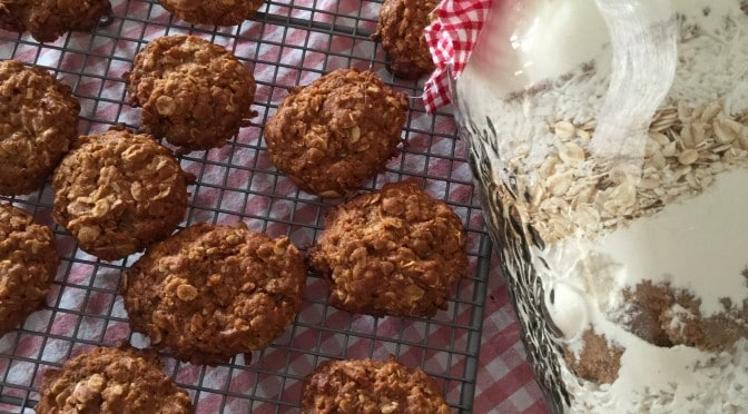 What's Cooking?…Anzac Biscuits