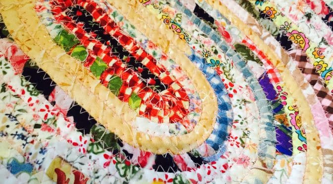 """Making a new """"End of Day"""" Quilters Basket"""