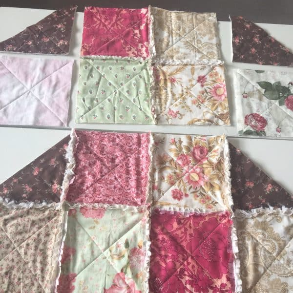 Quilt Patterns For Mother S Day : All Heart - Mothers Day Quilt and Pattern - susies-scraps.com