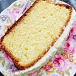 What's Cooking?…Orange Butter Cake