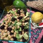 What's Cooking?…Creamy Chickpeas Salad