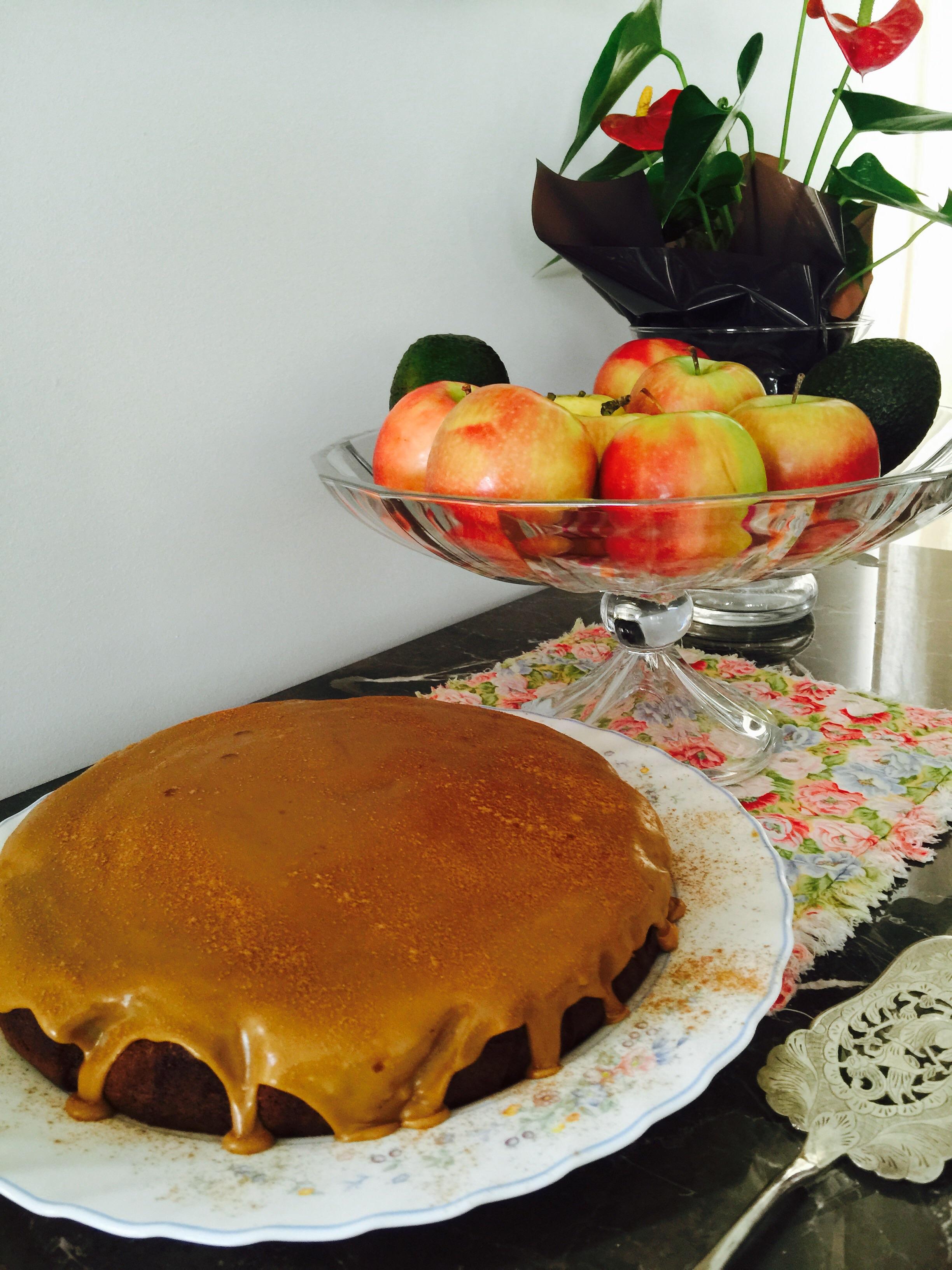 Kettle Cake Tutorial