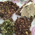 What's Cooking?…Flax Seed Crackers