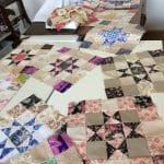 Ohio Star Blocks – Part 2 Tutorial