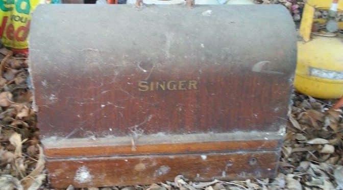 Singer 99K