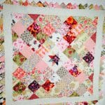 Little Star Baby Quilt