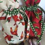 Garlic Ginger Chilli Bag Tutorial