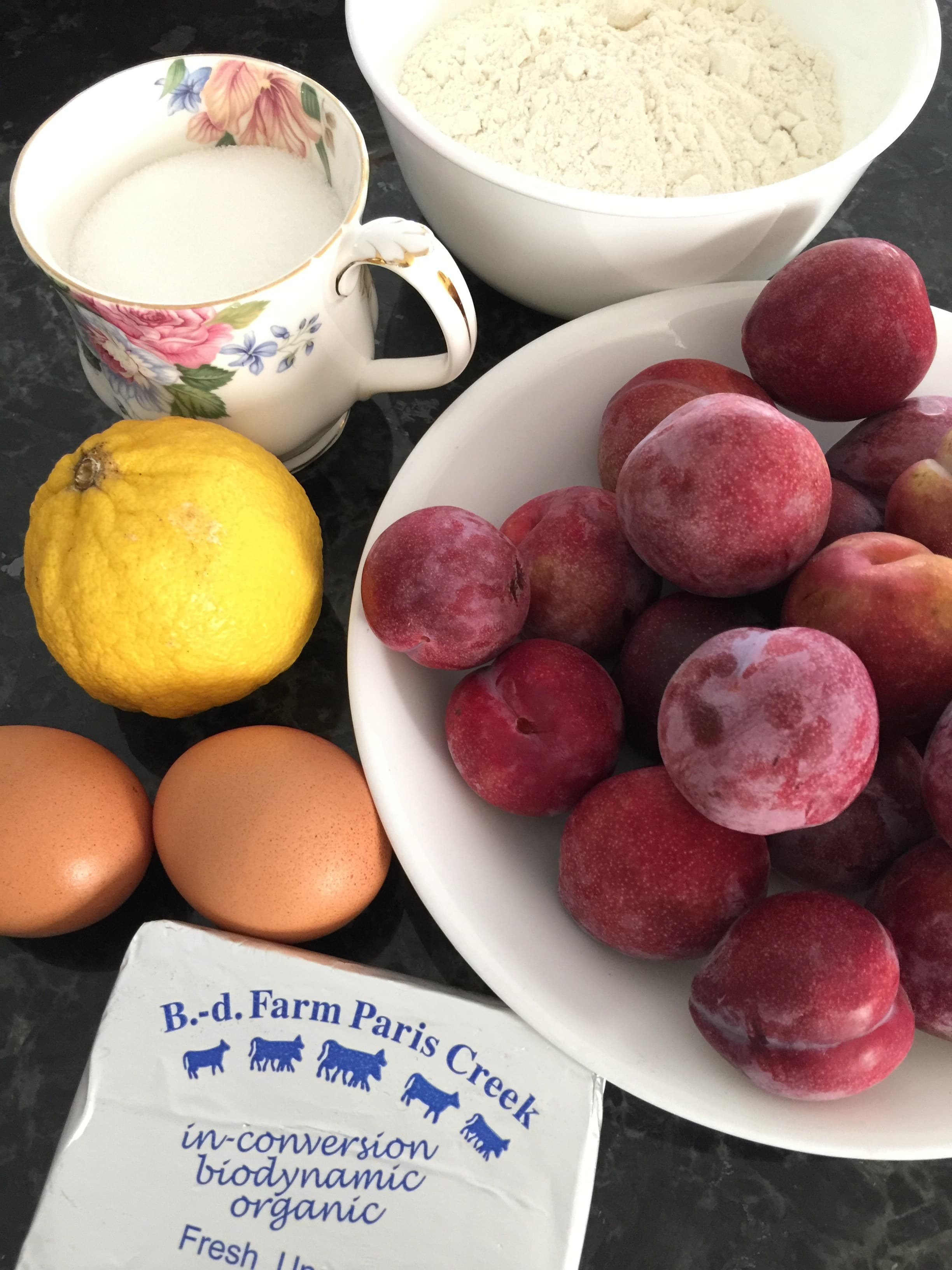 What s cooking plum cake susies - Plum jam without sugar homemade taste and health ...