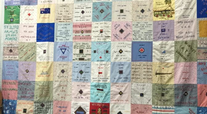 Returned Servicewomen's Quilt