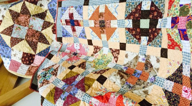 Charmed By Monkeys Quilt Pattern