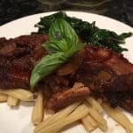 What's Cooking?…Pork Spare Ribs Ragout Slow Cooked