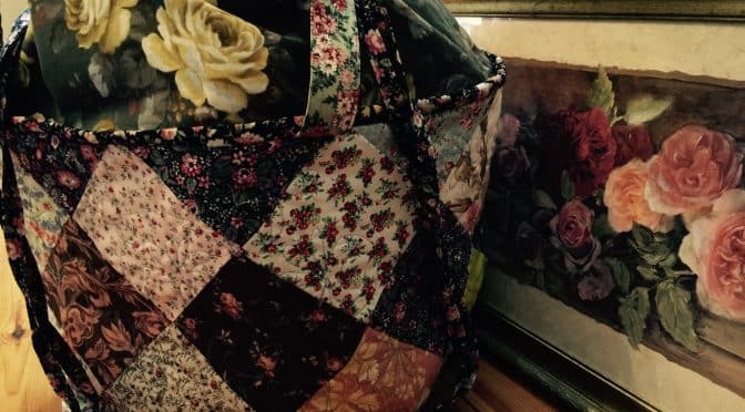 Schlep It Good Bag and Pattern – Part 1