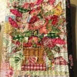 Roses in a Basket Needle Book