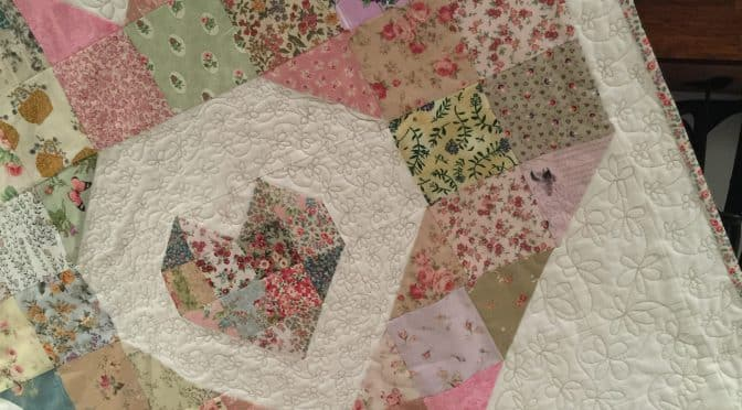 Baby Love Quilt and Pattern Part 2