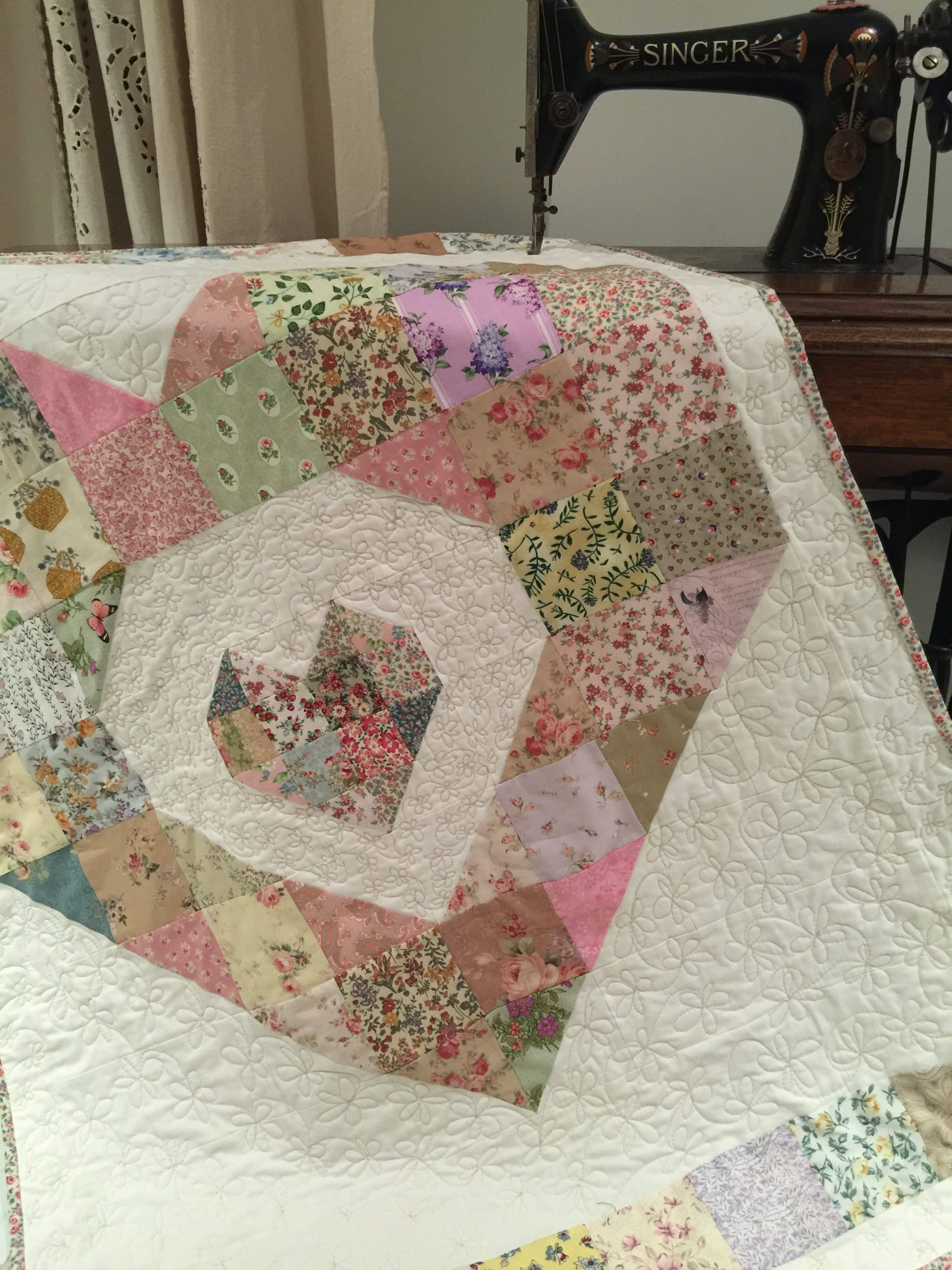 Baby Love Quilt And Pattern Part 2 Susies Scraps Com