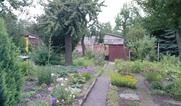 Garden Delights…Klien Garten