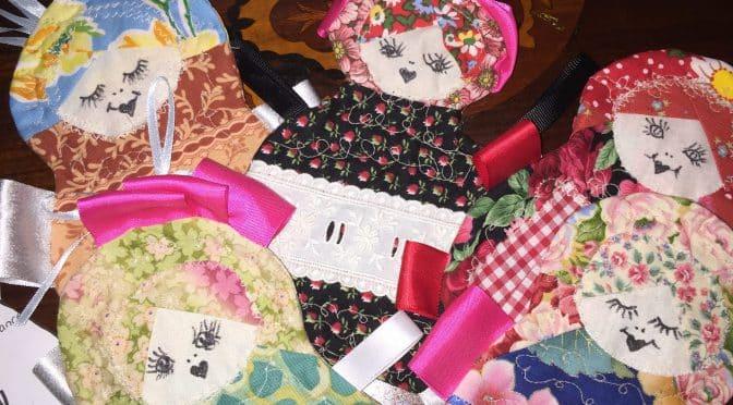 Babushka Tactual Doll and Pattern