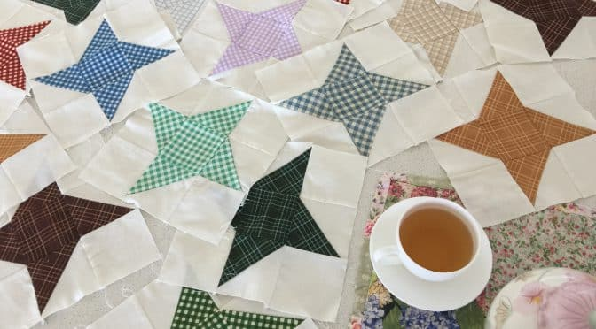 Friendship Stars Block Tutorial – Fast & Fresh