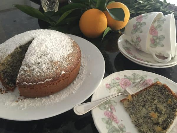Orange Poppy Seed Cake Donna Hay