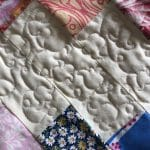 Free Motion Lily of the Valley Treadle Quilting Tutorial