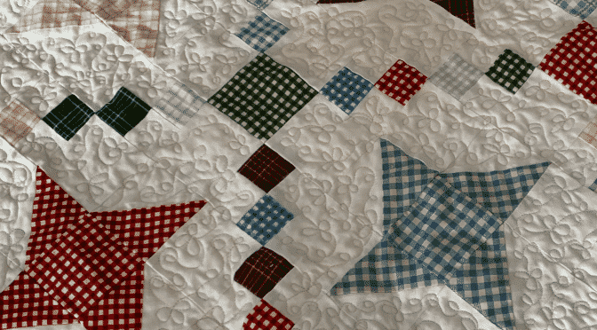 Quilting Clover Free Motion Tutorial