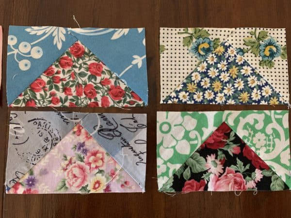 Susie's NEW Flying Geese Quilt Blocks