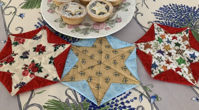 Hexagon Star Snowflake Trivet