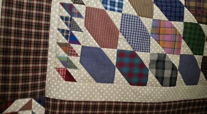 Lessons in Lozenges Quilt Blocks